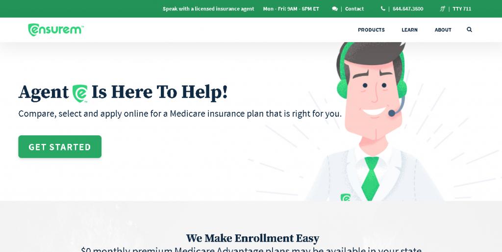 Ensurem-website-design